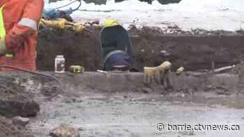 Orillia gas leak taking longer than expected to repair