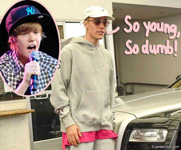 Justin Bieber Apologizes For His Teen Racism!