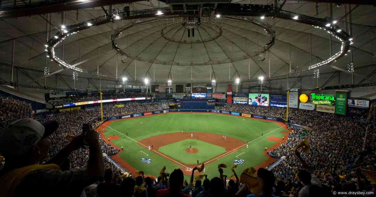 City of St. Petersburg: The Rays will not split their season with Montreal