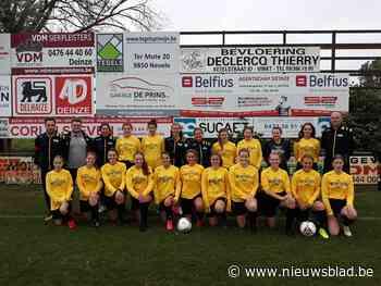 Derby in het Deinse vrouwenvoetbal