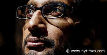 Where Will Sundar Pichai Take Google?