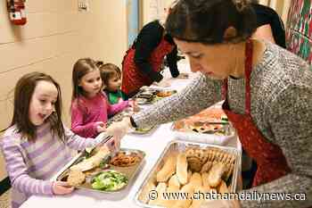 Nutritious meal program gets tested at Pain Court school