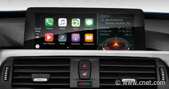 Apple CarPlay now free for all new BMW models     - Roadshow