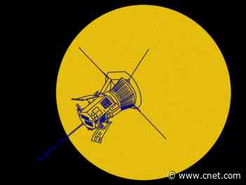 NASA solar probe 'touches' the sun, uncovers solar wind mysteries     - CNET