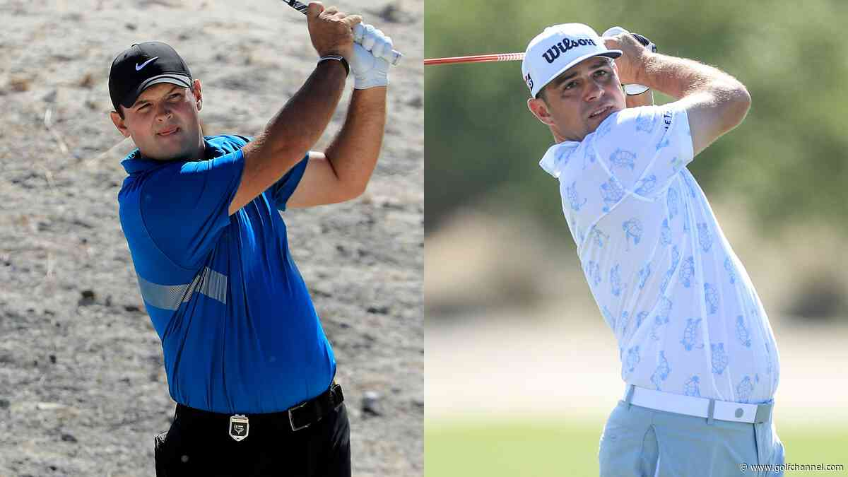 Reed, Woodland share early lead at Hero; Woods 6 back