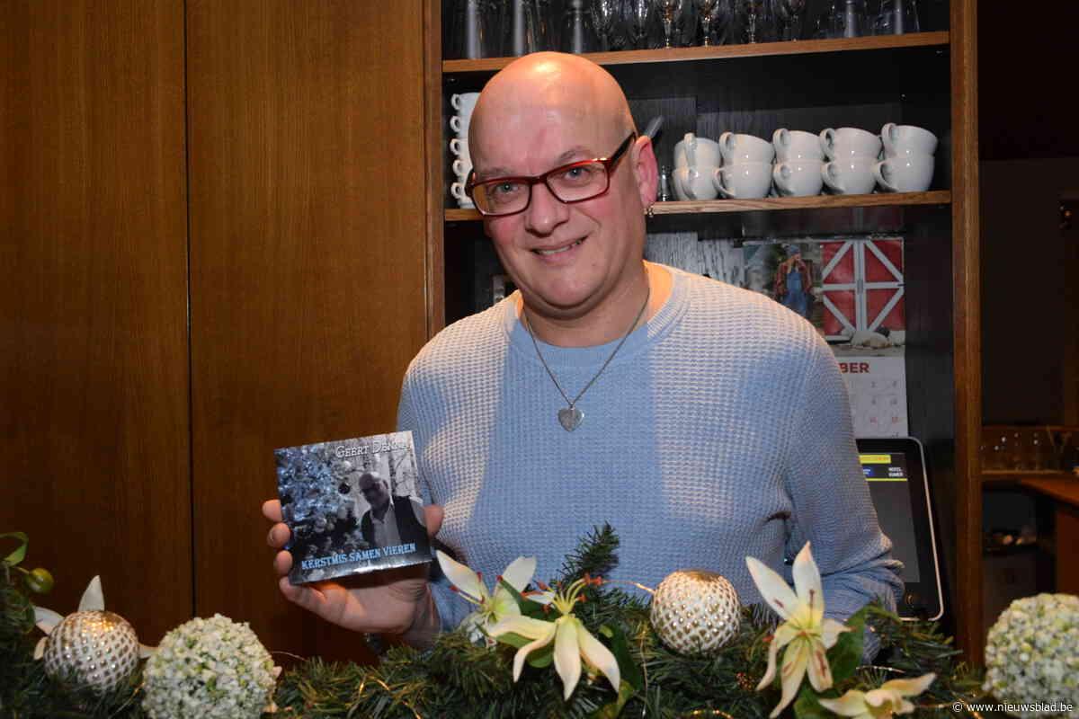 'Kerstmis samen vieren' nieuwe single Geert Denna