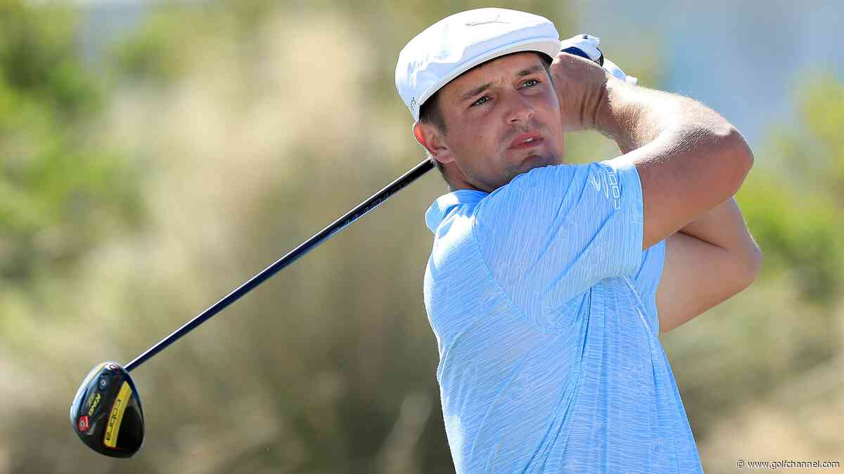'Not going to happen': Bryson says no to 'Slow Play Polo'