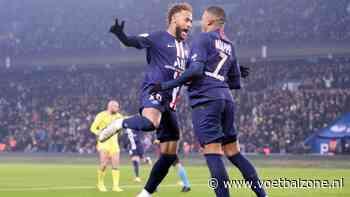 Neymar en Mbappé laten Parc des Princes likkebaarden van briljant doelpunt