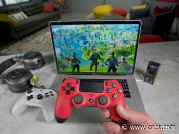 Gaming on a Mac? Here's how to connect an Xbox One or PS4 controller     - CNET