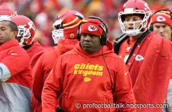 Andy Reid on Eric Bieniemy as head coaching candidate: Hire him right now