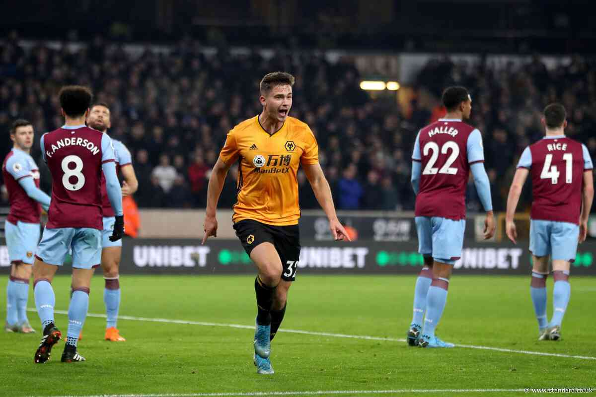 Wolves 2-0 West Ham: Hammers back to square one at Molineux