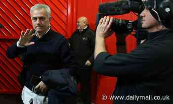 Jose Mourinho is a more natural fit in the Manchester United away dugout