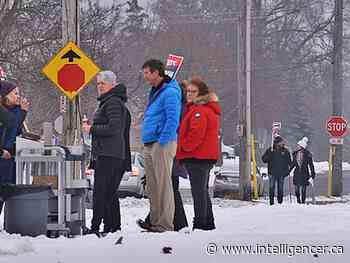 One-day strike for public high school teachers