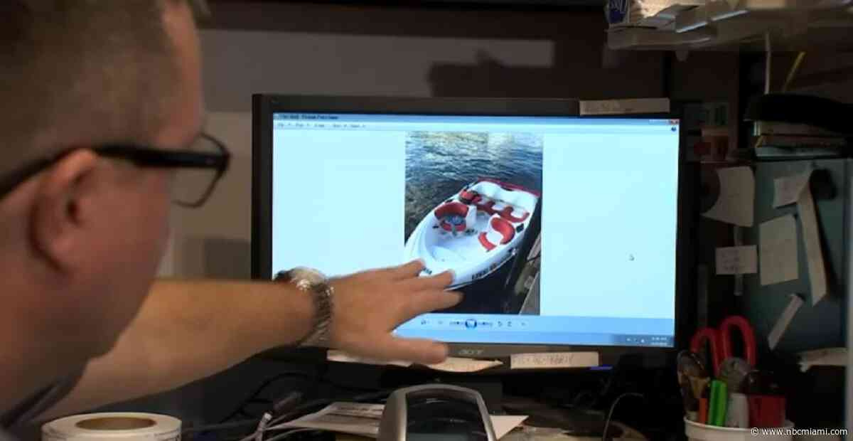Man Fed Up When Boat Repair Runs Aground