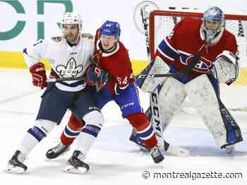 Canadiens call up defenceman Otto Leskinen from Laval Rocket