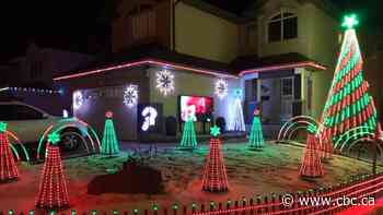Real-life Clark Griswold Christmas display with 30K lights destroyed by truck