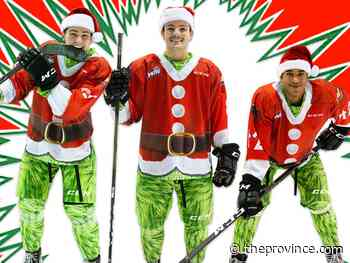Steve Ewen: Giants set to fashion Grinch gear as players ponder specialty jerseys