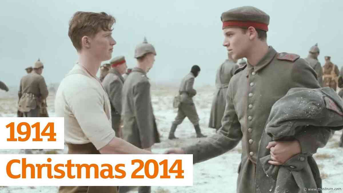 Australia's Christmas creatives: Anthony Moss, DDB Group Melbourne on Sainsbury's Christmas Eve Truce