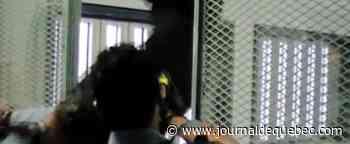 Centre de détention d'Orsainville: coupable d'avoir attaqué un agent en prison