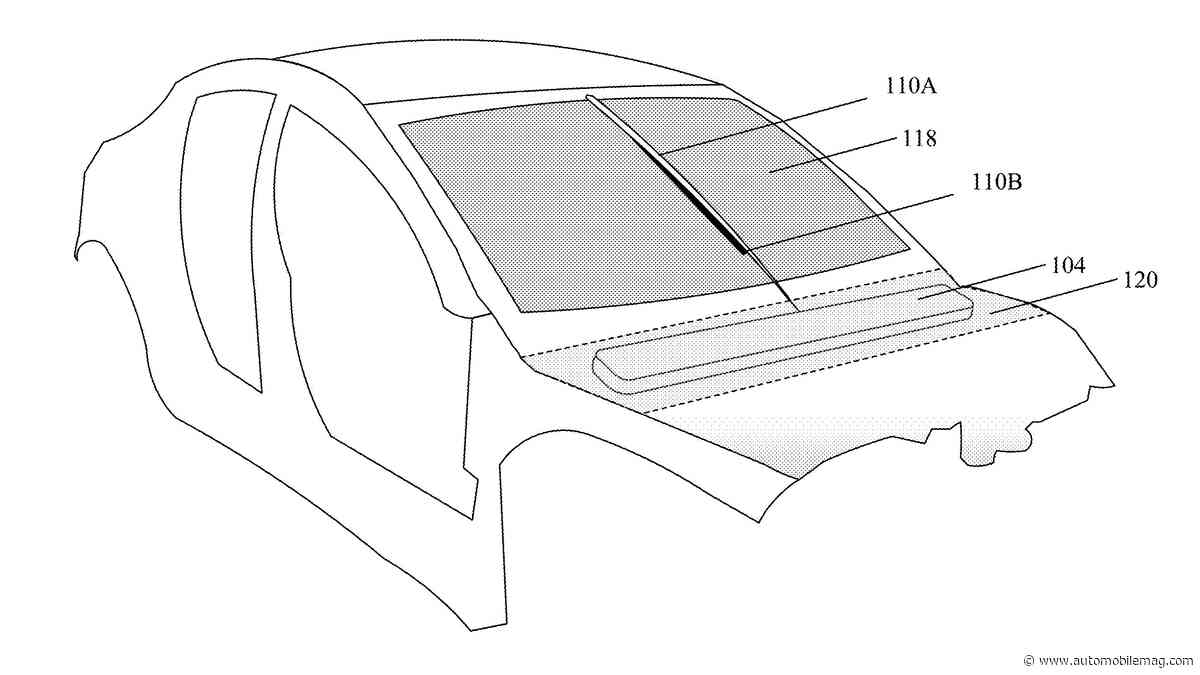 Tesla Patents Electromagnetic Windshield Wiper—Possibly for the Cybertruck