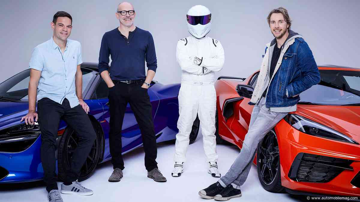 Meet the New Hosts of Top Gear America!