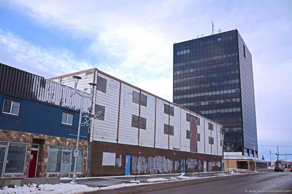 Park Hotel to be demolished by spring 2020, new development set for 2022-23