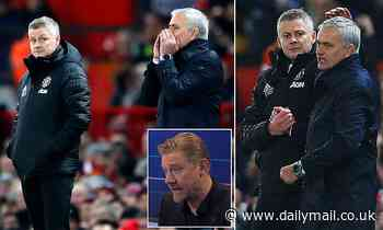 Peter Schmeichel says pressure will be temporarily lifted off of Ole Gunnar Solskjaer after win