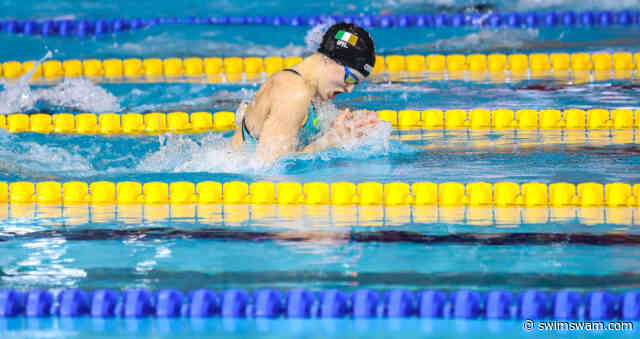 2019 European Short Course C'ships: Day 1 National Record Round-Up