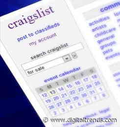 Craigslist finally creates a mobile app for iOS; Android version still in beta