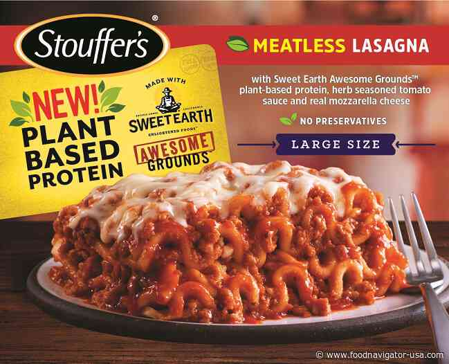 Nestlé targets shoppers who haven't tried plant-based meat with launch of Stouffer's, Digiorno meals