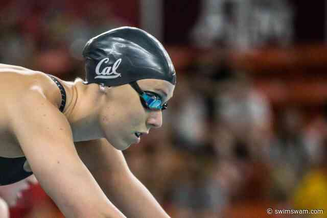 Weitzeil Splits 20.56 to Anchor Cal's 4×50 Medley at Minnesota Invitational