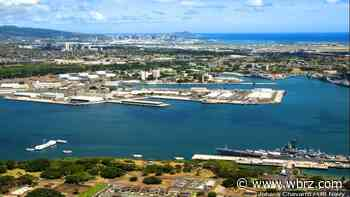 Military says forces responding to reports of shooting at Pearl Harbor Naval Shipyard