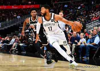 Nets 130, Hawks 118: Garrett Temple's 27 Points Lead Brooklyn's Big Scoring Night