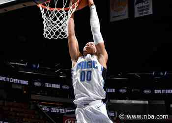 Postgame Report: Magic Cruise Past Suns For Third Straight Win