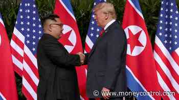 North Korea warns Donald Trump it will use #39;corresponding#39; force if attacked