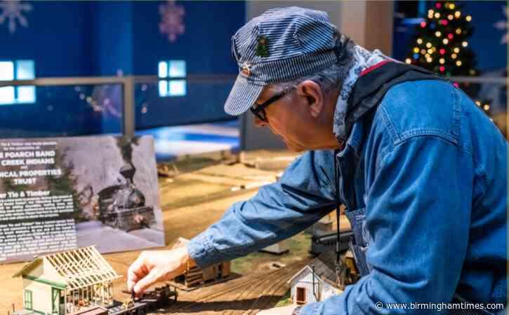 Meet The Men Who Handcraft McWane's Model Train Exhibit