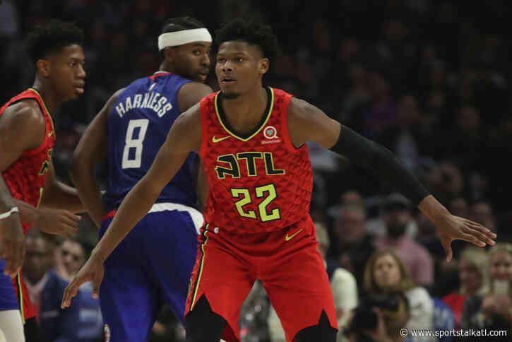 Cam Reddish shines but Hawks fall to Nets