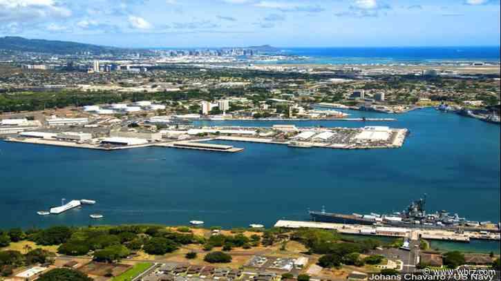 Military says US sailor shot and killed two civilians, injured another at Pearl Harbor Naval Shipyard