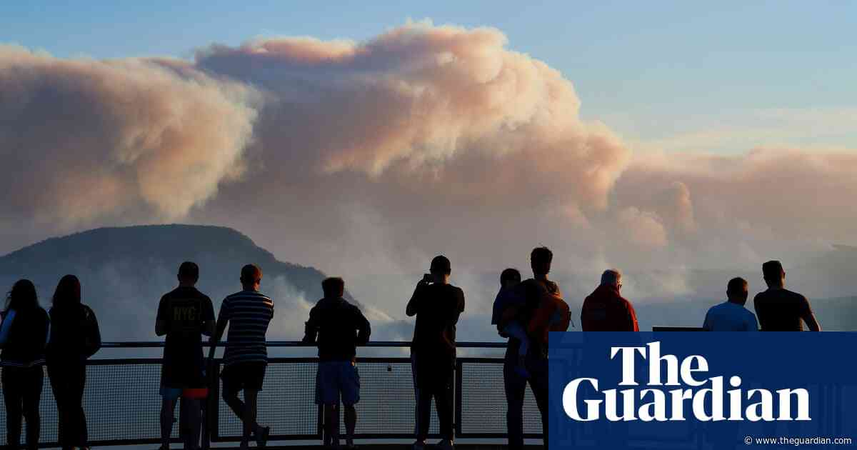 The big smoke: how bushfires cast a pall over the Australian summer