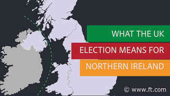 What the UK general election means for Northern Ireland