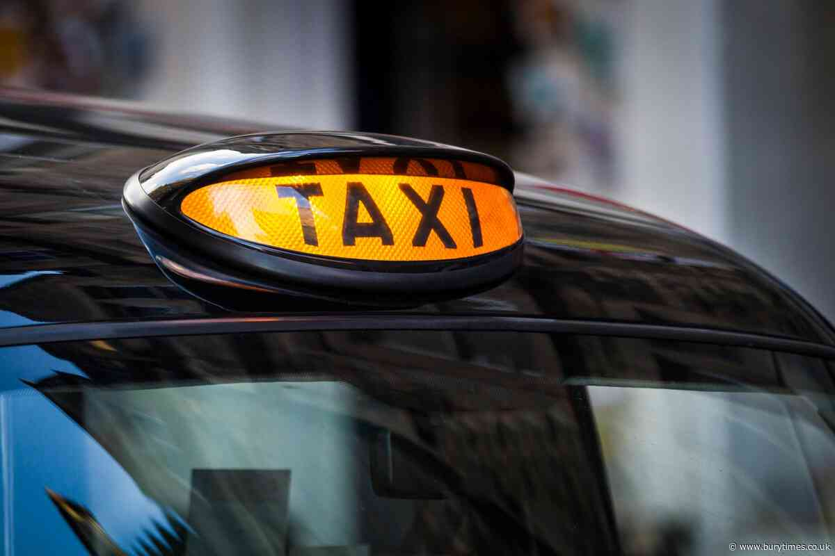 Bury Council could change taxi licence plate rules after attacks