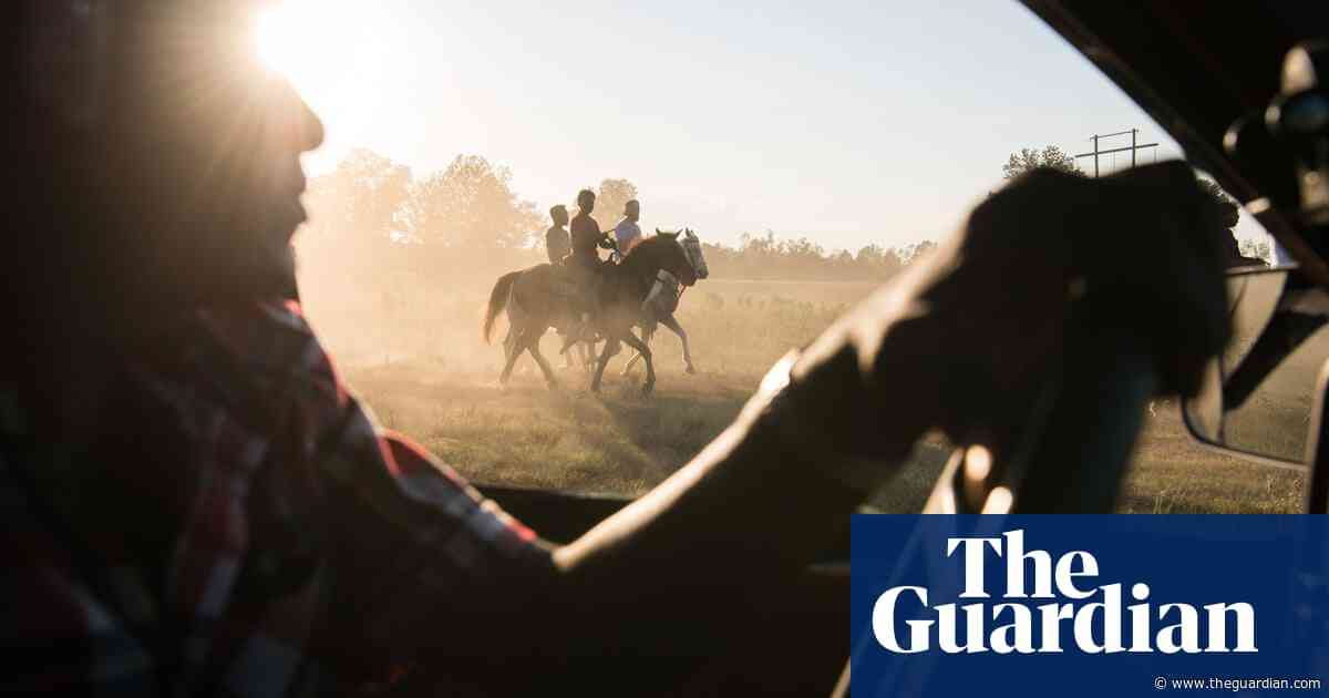 Rory Doyle's best photograph: the black cowboys of Tallahatchie