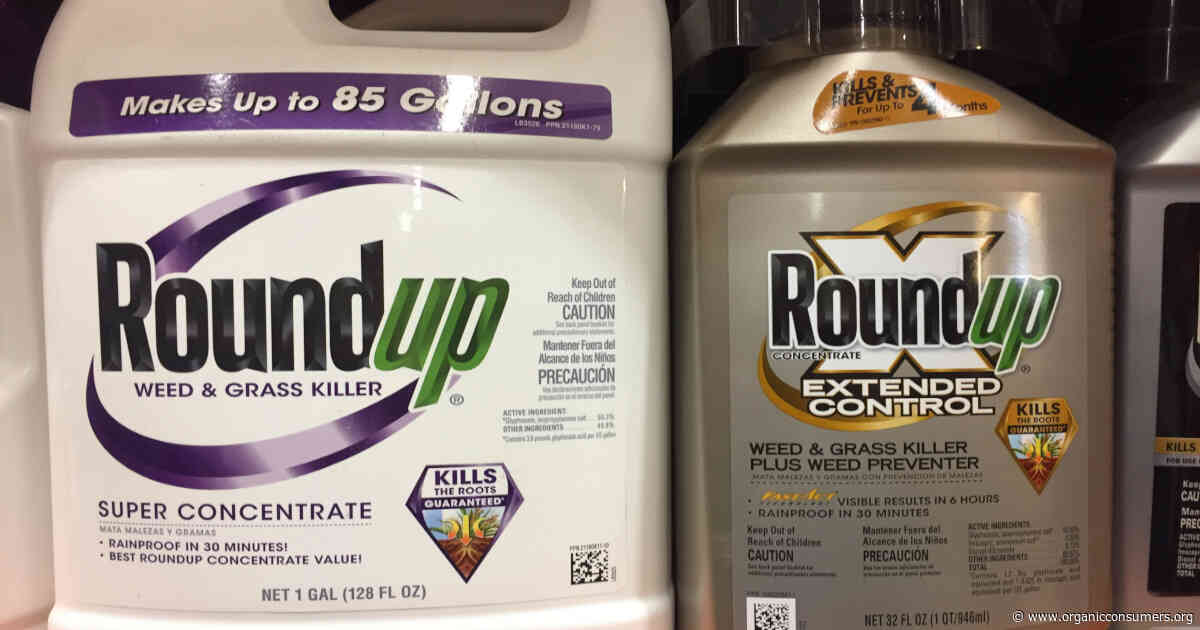 Hawaii: Tell Your State Lawmakers to Ban Monsanto's Roundup Weedkiller!