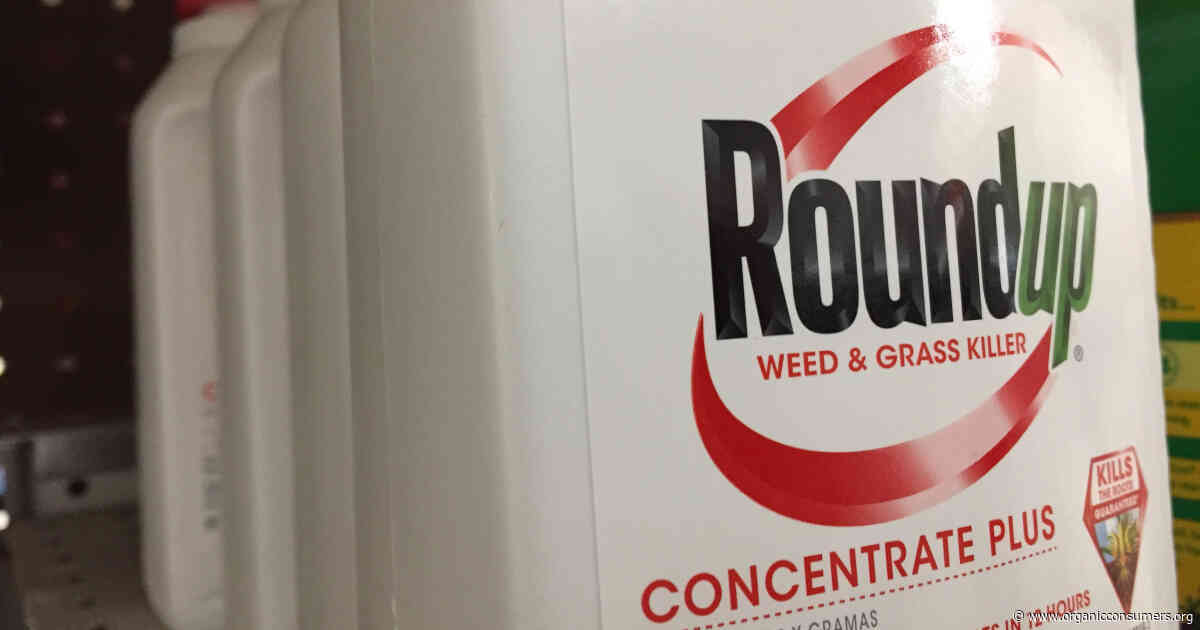 New York: Tell Your State Lawmakers to Ban Monsanto's Roundup Weedkiller!