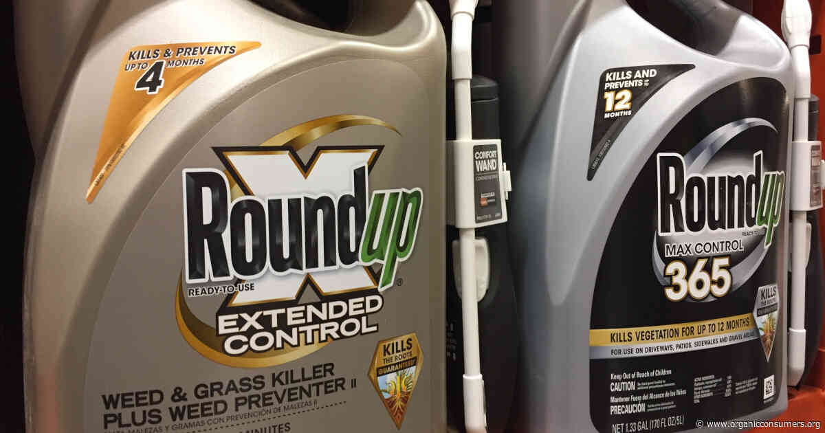 Vermont: Tell Your State Lawmakers to Ban Monsanto's Roundup Weedkiller!