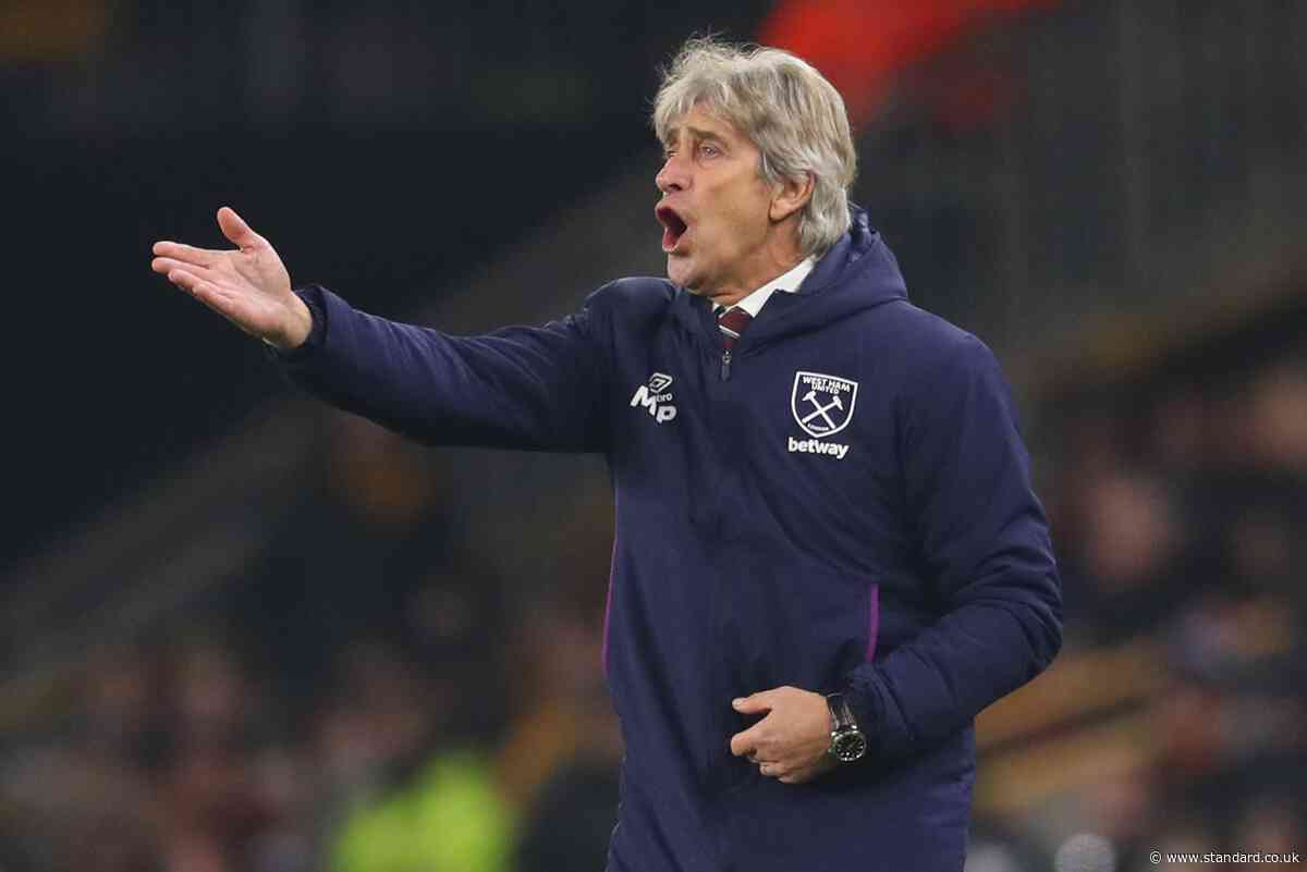 Manuel Pellegrini insists West Ham have not taken a step back after falling to defeat at Wolves
