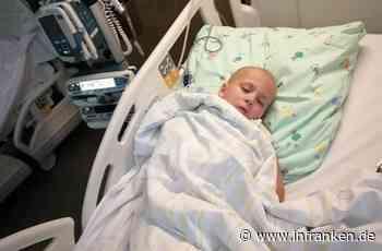 Krebskranker Junge (6) aus Franken kämpft um sein Leben - Behörde macht bizarres Hilfsangebot