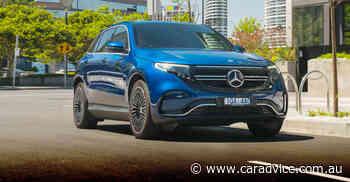 2020 Mercedes-Benz EQC review