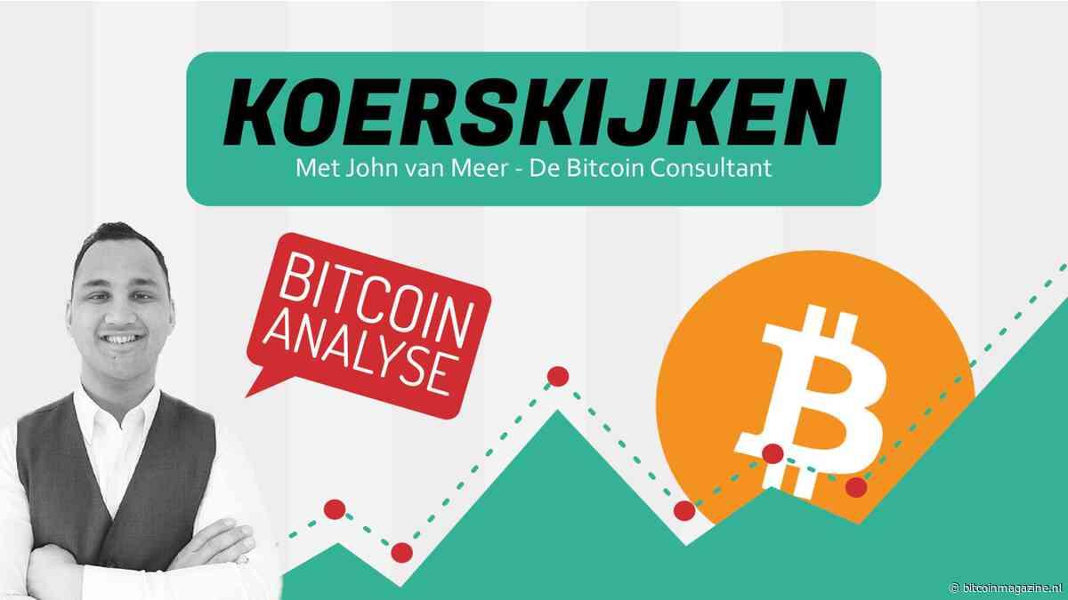 'Bitcoin target bij $6.800, koers telkens afgewezen op weerstand'