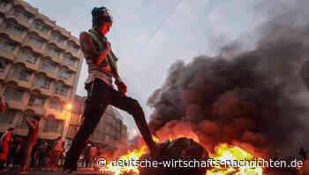 Protestwelle im Irak bedroht Öl-Infrastruktur des Landes